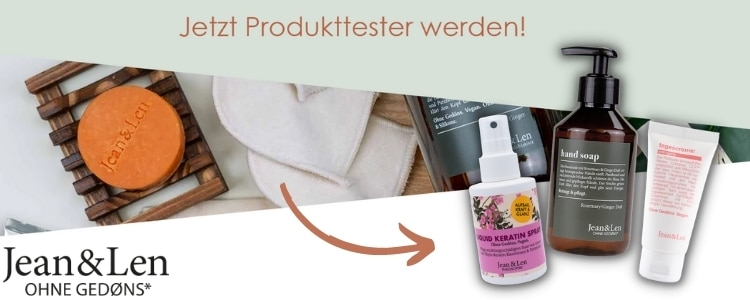 Jean&Len Produkttester