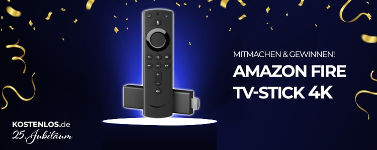 Amazon Fire TV Stick gewinnen