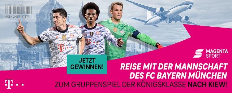 Telekom Fußball-Gewinnspiel