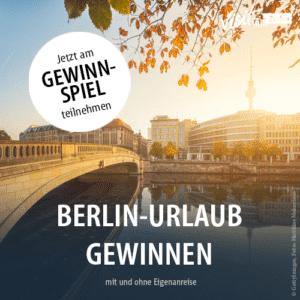 Visit Berlin Gewinnspiel